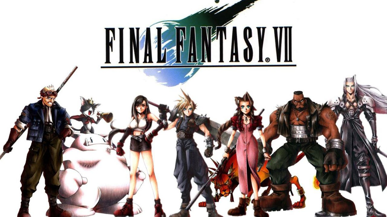 Final Fantasy VII Apk Mod + Data Download For Free - Full Pro Cracks
