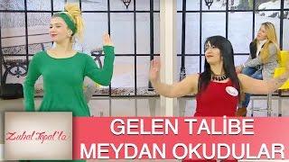 Zuhal Topal'la 109. Bölüm (HD) | İbrahim'in Yeni Talibi Geldi Eski Talipleri Hodri Meydan Dedi!