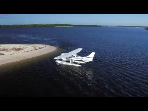 Influencer Marketing for Brands | 10,000 Islands by Seaplane (VISIT FLORIDA)