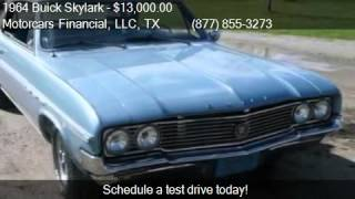 1964 Buick Skylark  for sale in Headquarters in Plano, TX 75