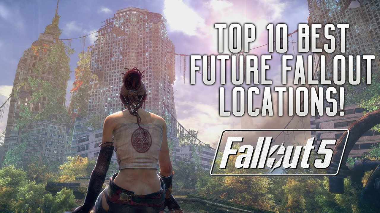 top 10 locations for