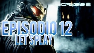 Crysis 2 | #12 Sube a ese tren [Let's Play]
