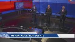 Mississippi GOP Gubernational Debate