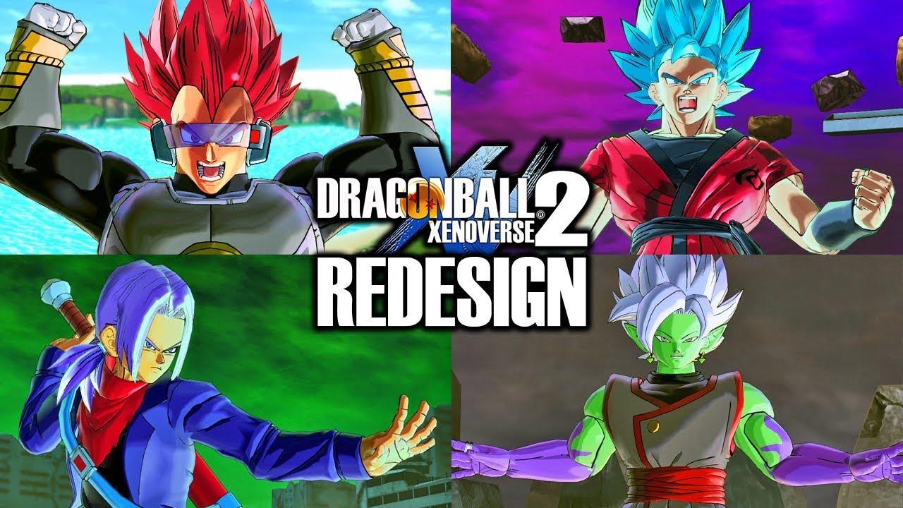 Dragon Ball Xenoverse 2: Character Save Transfer Confirmed