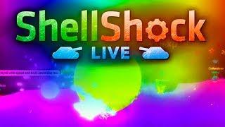 WINDY TRICKSHOTS! - ShellShock Live!