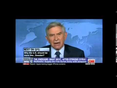James Steinberg on CNN