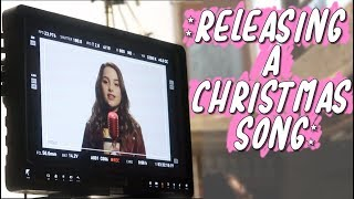 Releasing a Christmas Song (WK 410.3) | Bratayley