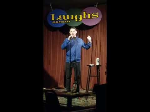 Ben Griffin - Laughs Comedy Club, Seattle -- 12/27/17