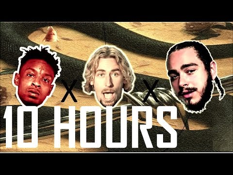 Post Malone - Rockstar (feat. 21 Savage & Nickelback) (MASHUP/REMIX) 10 HOURS