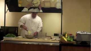 Kent's Culinary Stars - Mac N' Cheese W/ Tuna And Fresh Spinach
