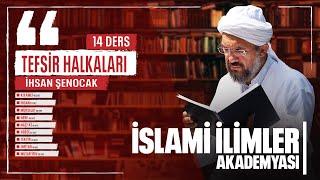 Tefsir - 156 - Nebe Sûresi (31- 40) - İhsan Şenocak