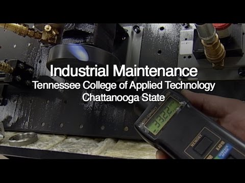 Industrial Maintenance Mechatronics Technician Chattanooga