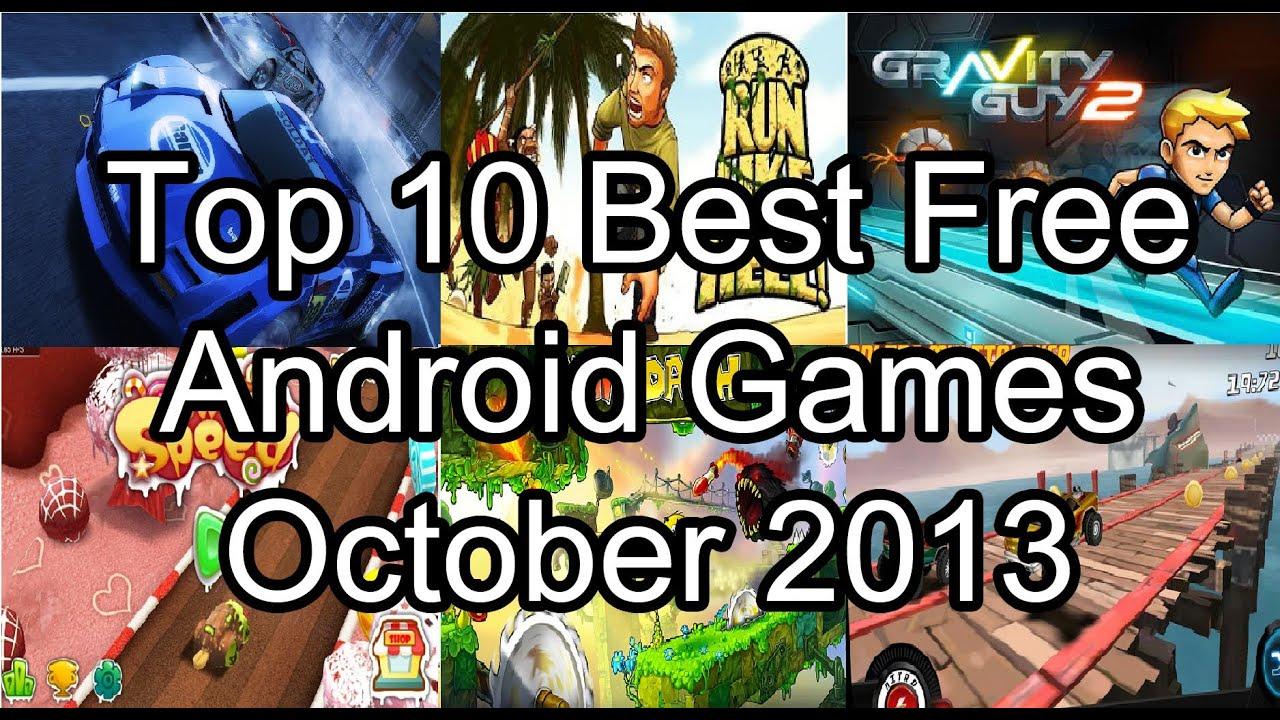 best free android games of 2013