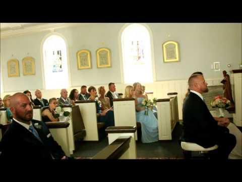Kelly Hallelujah Weddings Traditional Jewish Wedding Youtube