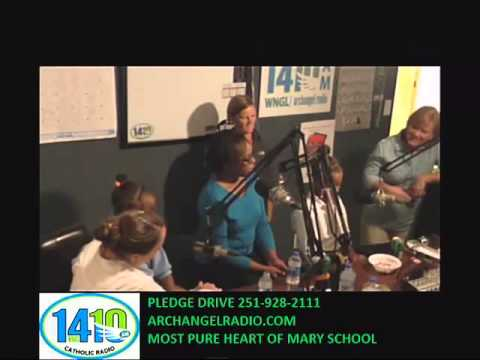 Most Pure Heart of Mary School (Mobile, Ala.) on Pledge Drive Part 1