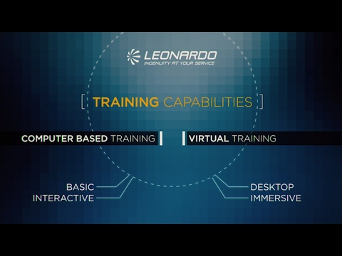 Leonardo Training Capabilities