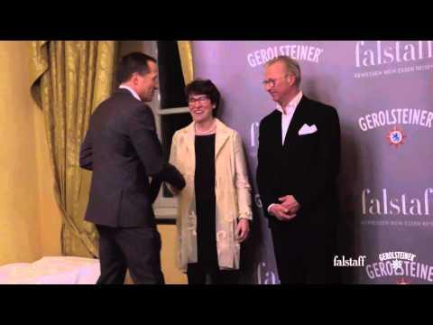 Auszeichnung für sein Lebenswerk bei der Falstaff Wein Trophy – Peter Jakob Kühn im Interview