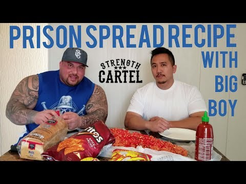 Prison Spread Recipe with Big Boy from Strength Cartel | TRAP BISTRO |