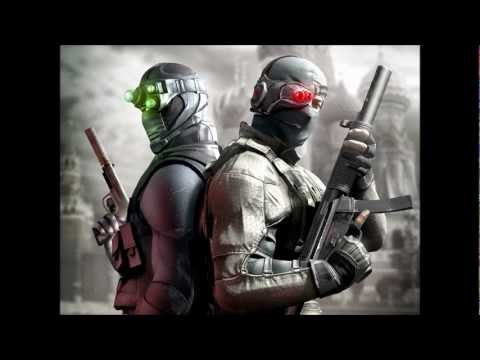 Splinter Cell Conviction: Soundtrack Airfield (hidden track)