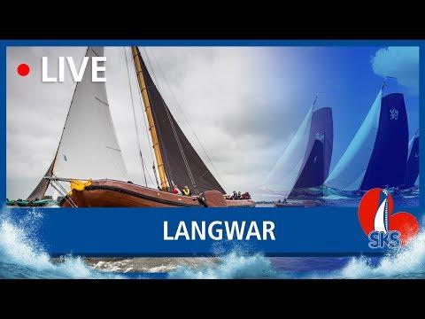SKS Skûtsjesilen 2018 - Langwar