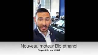 Nouveau ! Ford KUGA au bio éthanol : les tutos de Berbiguier