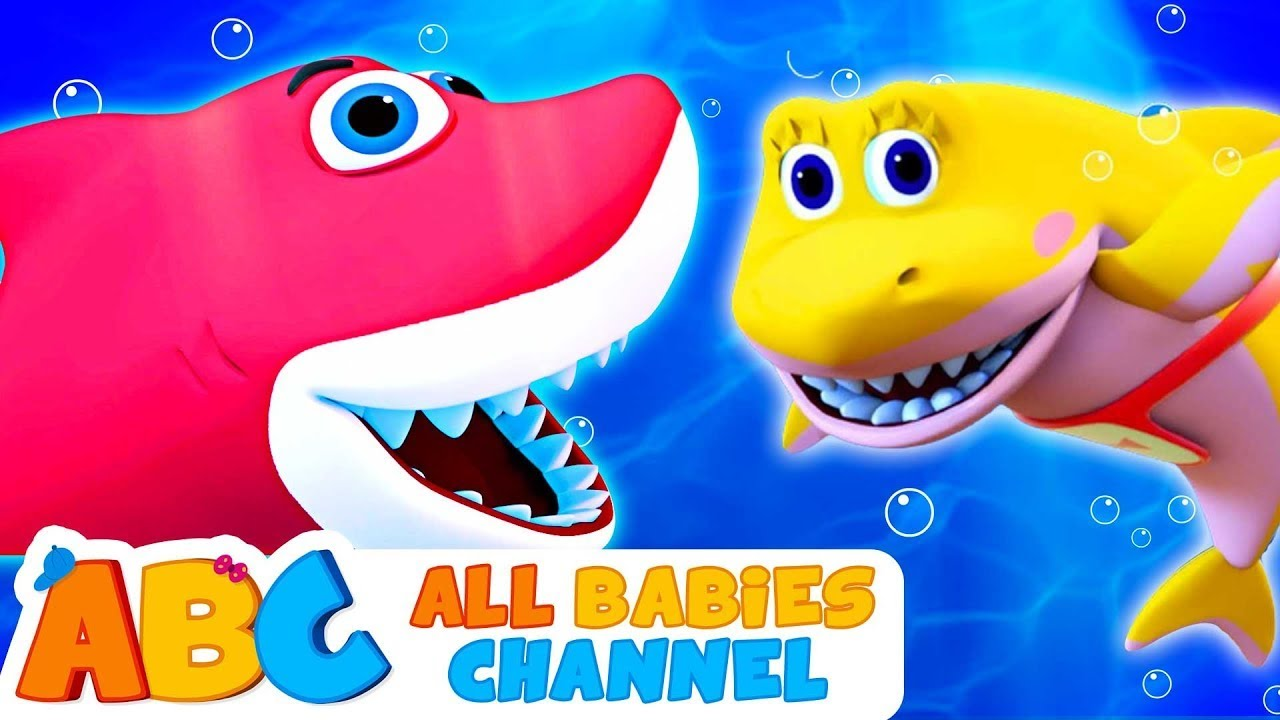 Baby Shark Dance   Nursery Rhymes And More   All Babies Channel #babyshark