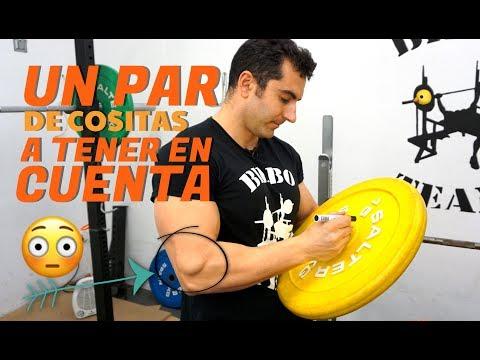 SERIES BILBO ajuste rutina entrenamiento - fitness y musculación