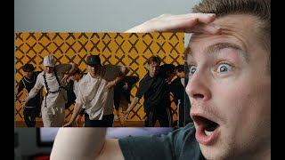 Gambar cover THREE STRIPES (MONSTA X -「X-Phenomenon」MV Reaction)