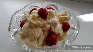 Справжнє морозиво!!! Рецепт домашнього морозива (100% пломбір)