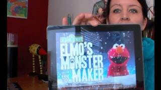 Lieblings Apps - Elmos Monster Maker
