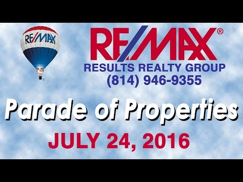24 July 2016 RE/MAX Parade of Properties