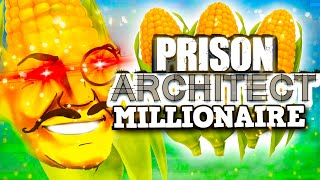 Turning A Prison Into A Farm To Make millions - Prison Architect Is A Perfectly Balanced Game #Ad