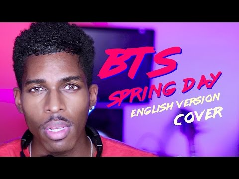 BTS (봄날) - Spring Day | ENGLISH COVER (Jason Ray)