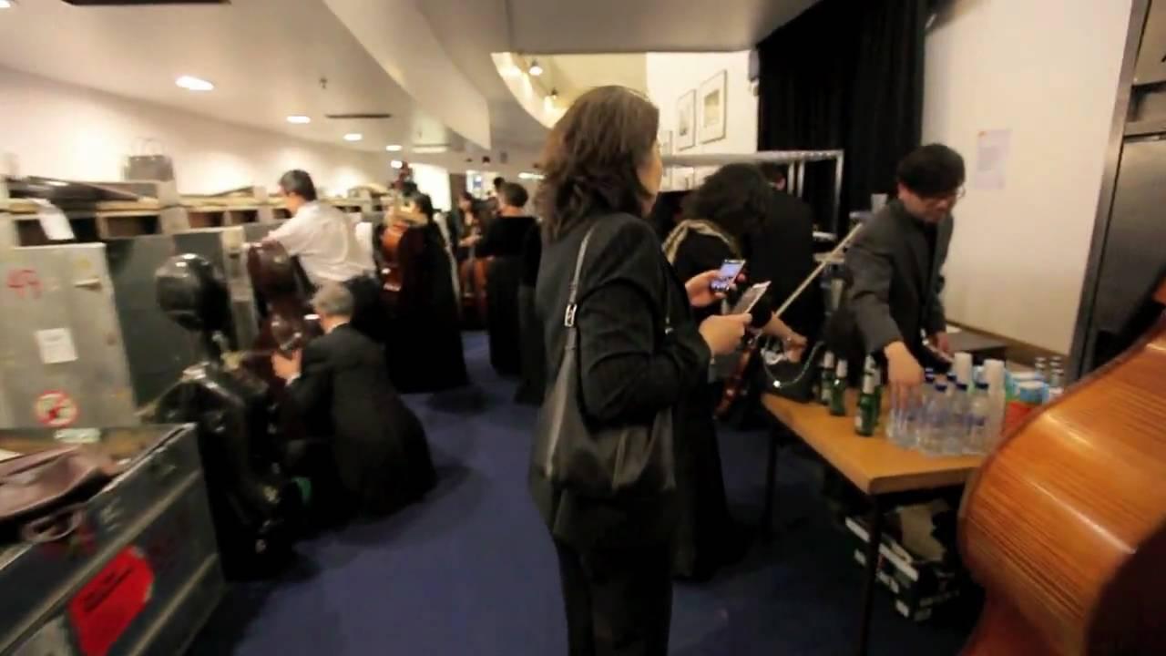 The New York Philharmonics EUROPE / WINTER 2010 Tour is Over, 02/04/10