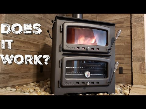Heating With Wood - How well does it work?   Vermont Bun Baker XL