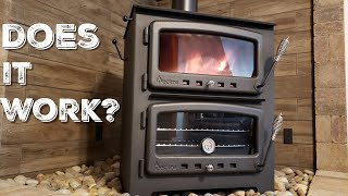 Heating With Wood - How well does it work? | Vermont Bun Baker XL