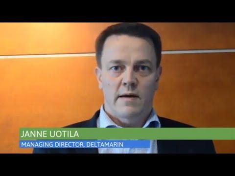 PROJECT FORWARD - Deltamarin - Janne Uotila