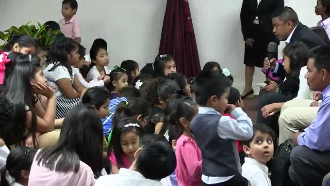 Iglesia Adventista De Bellaire Sabado 13 de Junio 2015 ... Felipe Garibo
