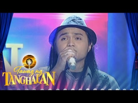 Tawag ng Tanghalan: Christofer Mendrez | Something To Say (Round 2 Semifinals)