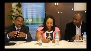 AFTR Press Conference - Ezekiel Mutua