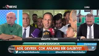 Malatyaspor-Fenerbahçe maçında G.Saraylıları çıldırtan olay!