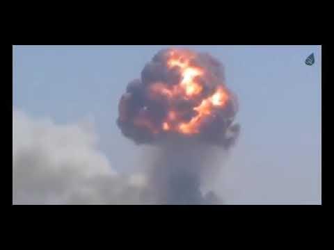 Мегавзрывы. Подборка 2018 .Война в Сирии