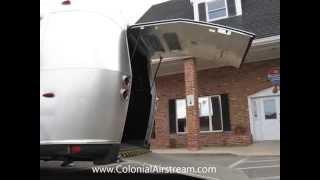2009 Airstream Panamerica Victorinox 34' Mobile Store Toy Hauler Travel Trailer