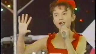 ドラマ「123と45ロク」主題歌 1989/3/21発売のデビュー曲.