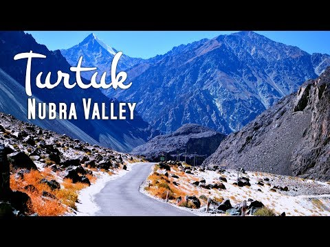 Hunder to Turtuk Ladakh Road Trip   Nubra Valley   Ladakh Adventure