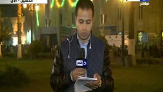 احتفالات المصريين فى الحسين - تقرير محمود التمامى - #اخر_النهار