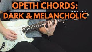 Opeth: Dark and Melancholic Chords (Damnation Album)