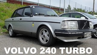 Volvo 240 Turbo Sine S Car VLOG 27