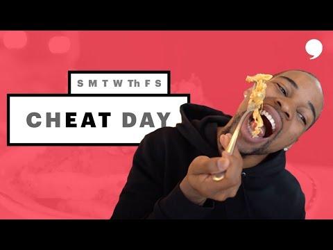 Behind the scenes of AJ Bouye's cheat day diet