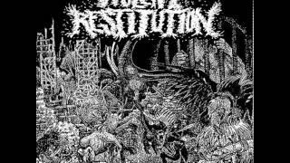 Violent Restitution - s/t LP [2012]